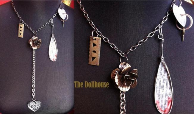 Steampunk Romance ~ The Dollhouse