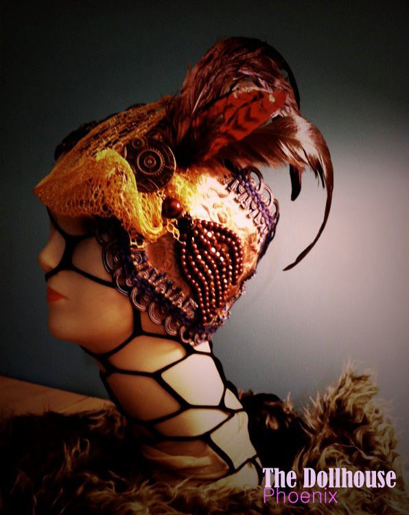 Headdress, Burning Man