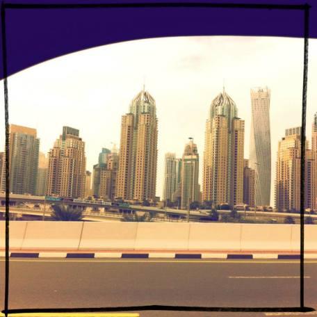 Concrete Jungle, Dubai, 2013