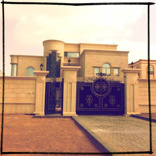 Private Residence, Abu Dhabi, 2013