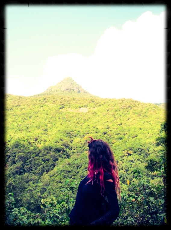Adam's Peak - Sri Pada - Sri Lanka