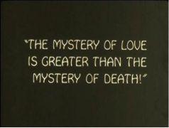 love & death